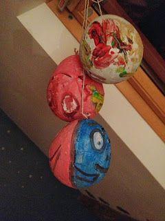suspension décorative DIY pour enfant/balloon