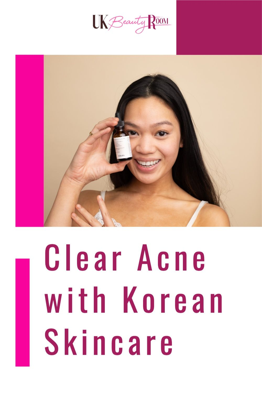 Photo of Clear Acne with Korean Skincare