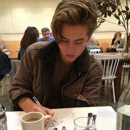 boy, cole sprouse, and Hot image <3
