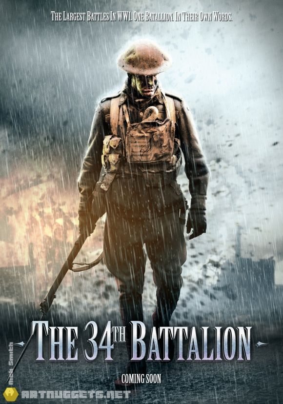 The 34th Battalion Movie Poster Resident Evil Movie War Film War Movies