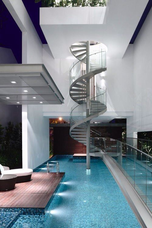 14 Images Of The Largest Swimming Pool In The World Future House Architecture House Design