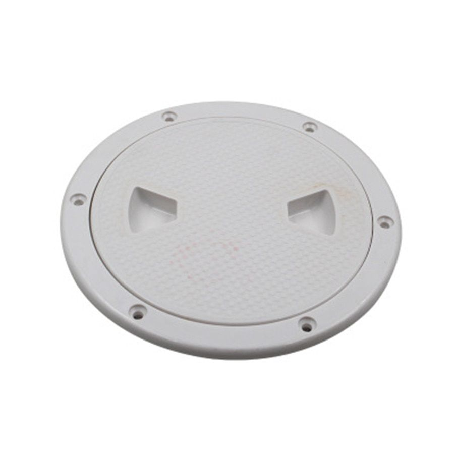 6 Inch Hatch Cover Round Boat Yacht Marine Out Deck Plate Inspection Access Abs White Cover Hatch Inspection Marine In 2020 Hatch Cover Round Boat Marine Hardware