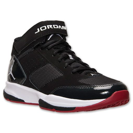Men's Jordan BCT Mid 2 Training Shoes | Finish Line | Black/White/Dark