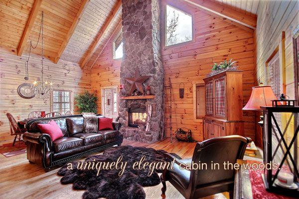Hocking Hills Cabin Rental Dreamscape Hideaway Logan Ohio