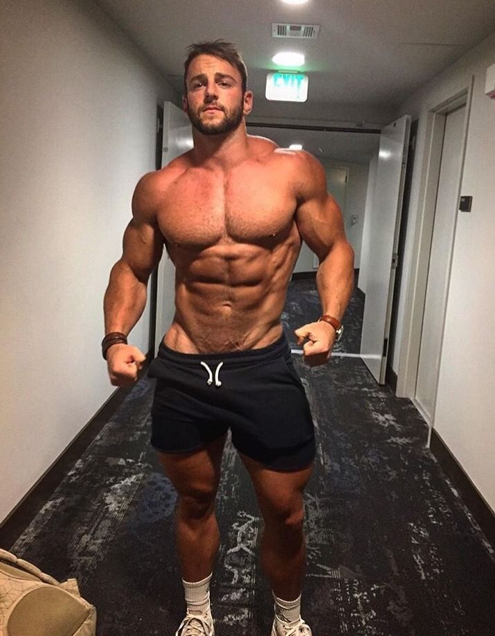 Gay Fitness Guy