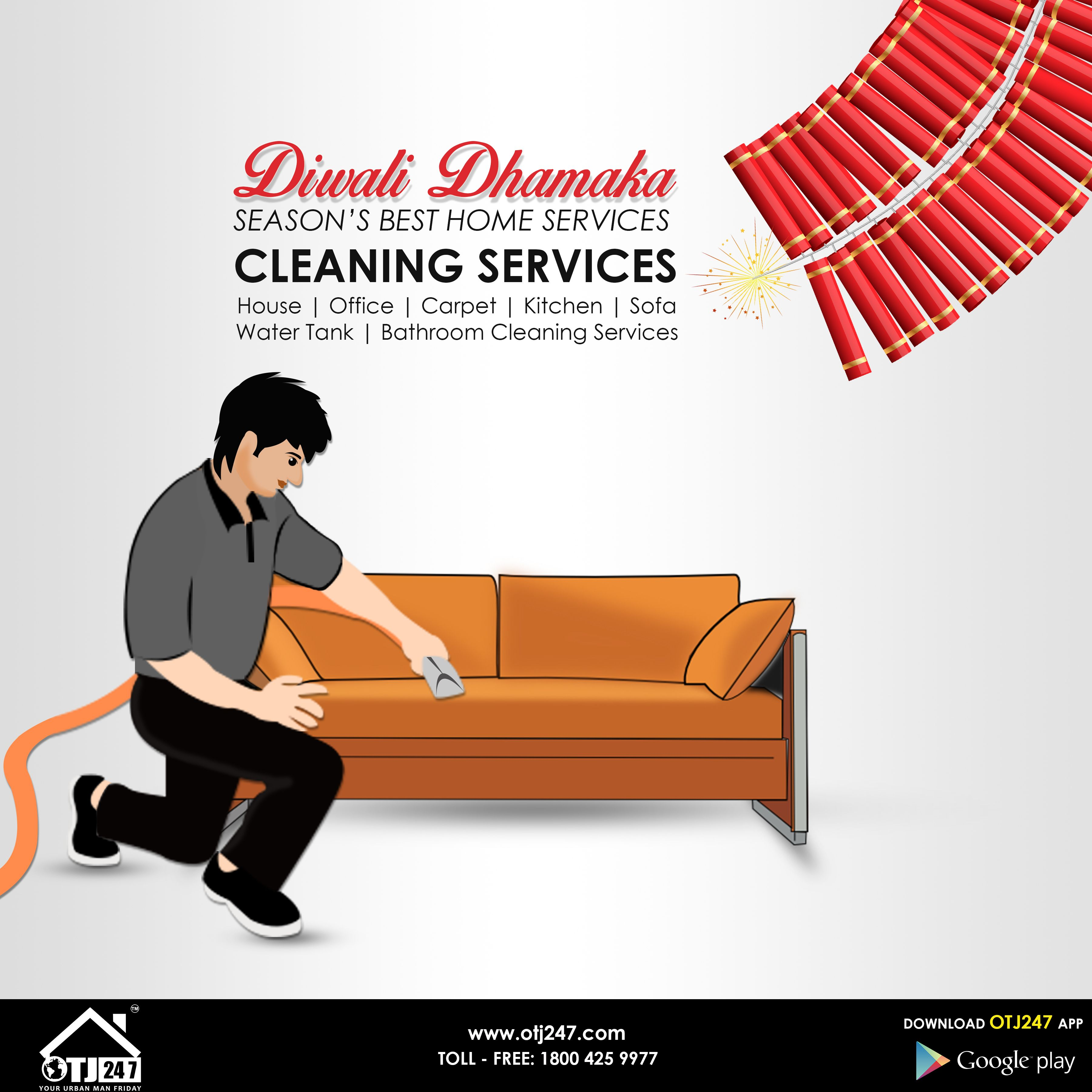 Bathroom cleaning services in bangalore - Diwali Dhamaka Offers Season S Best Home Services Cleaning Services In Bangalore Book