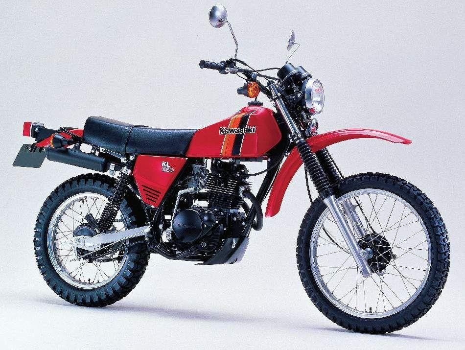 Kl 250 1980 1981 Vintage Honda Motorcycles Kawasaki Racing Bikes