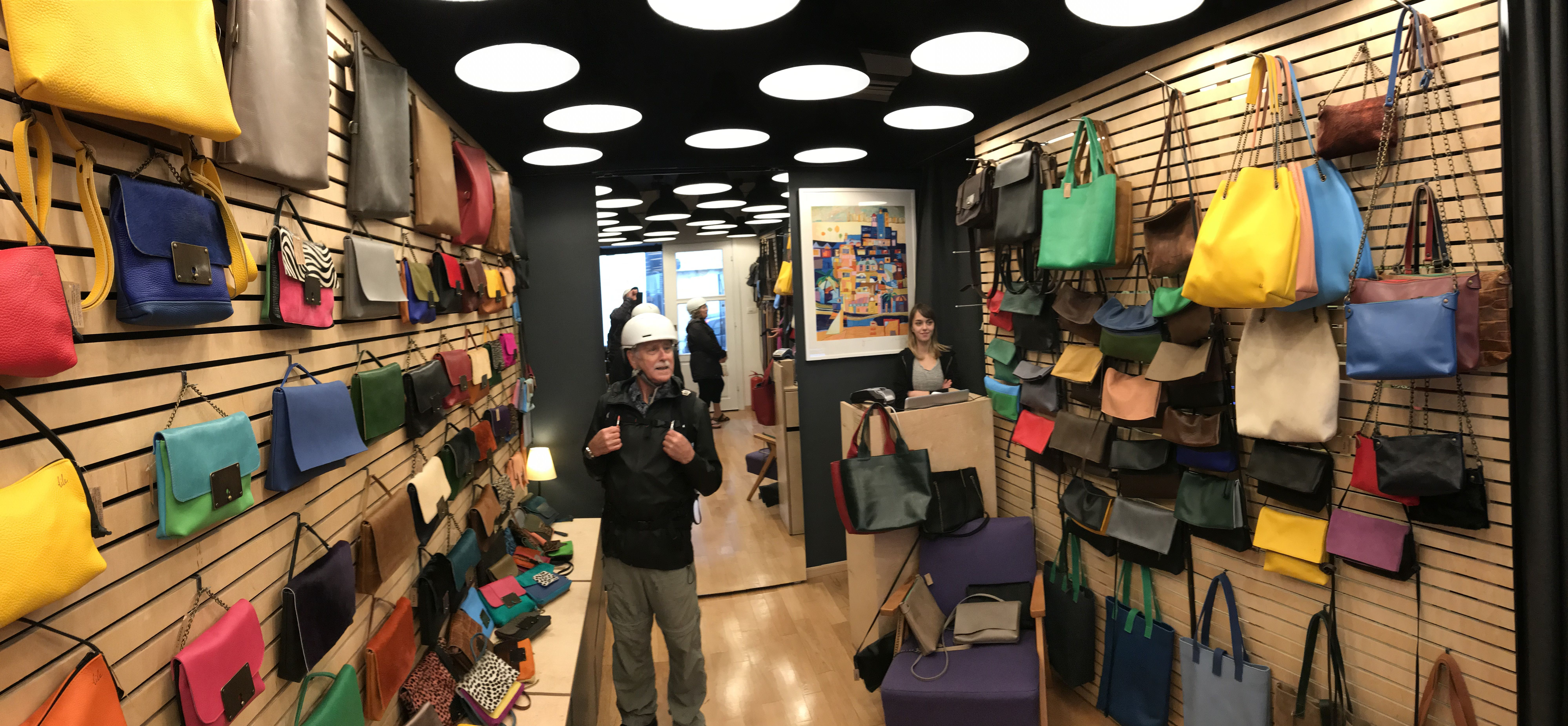 Forget Your Wife Dragging You Into A Store This Store You Will Want To Go In Yourself Surrounded By Colourful Designs And Intricate C Bike Tour Zagreb Tours