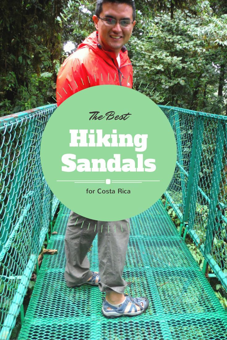 7d257a4a517a Keen sandals are seriously the best hiking sandals for Costa Rica - you can  wear them going from land to water