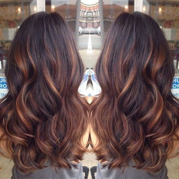50 Stylish Highlighted Hairstyles For Black Hair 2017 Hair Color Auburn Hair Highlights Hair Styles
