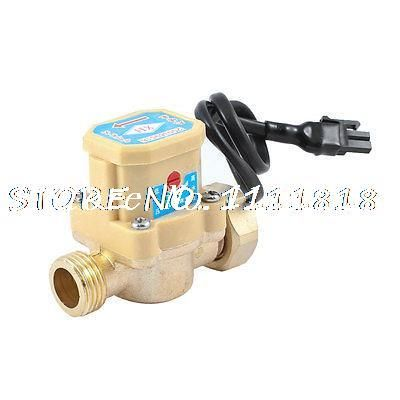 1 2 Pt Thread Connector 90w Power Electric Pressure Flow Switch For Water Pump Water Pumps Water Systems Pumps