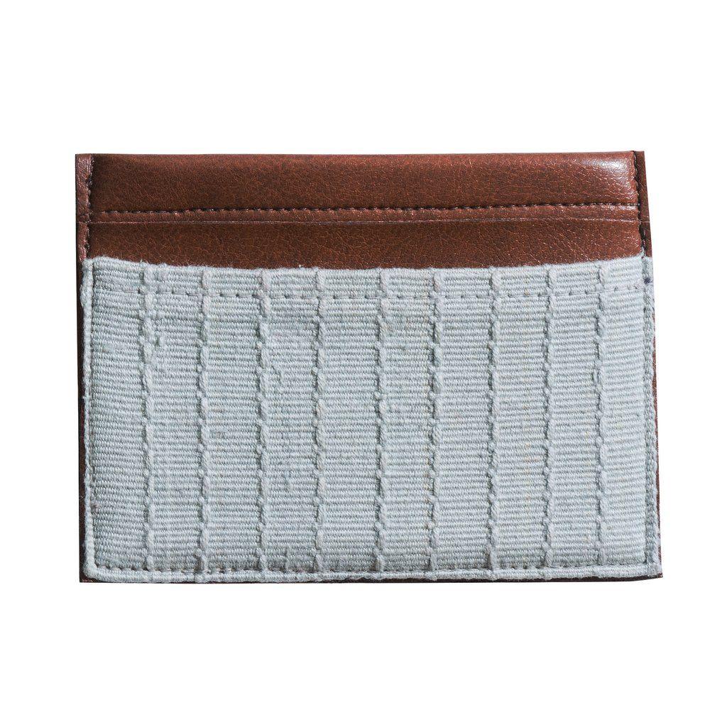 Fog Dusk Landscape Leather Passport Holder Cover Case Travel One Pocket