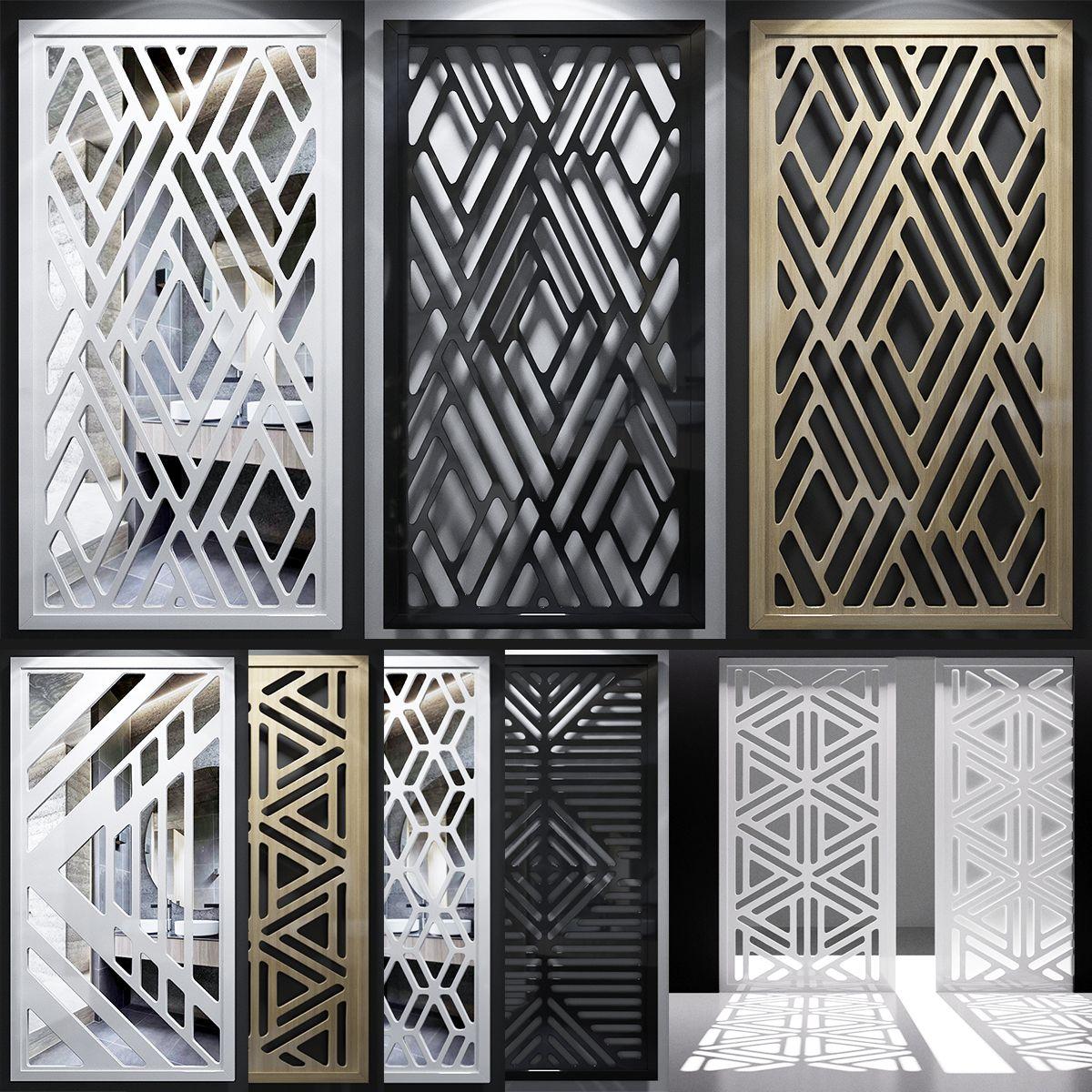 Design Laser Cut Decorative Panels