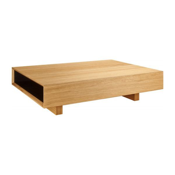 Feo Ii Table Basse En Bois Habitat Table Basse Habitat Table Basse Bois Table Basse Bois