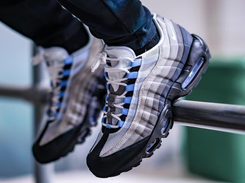 air max 95 aluminium