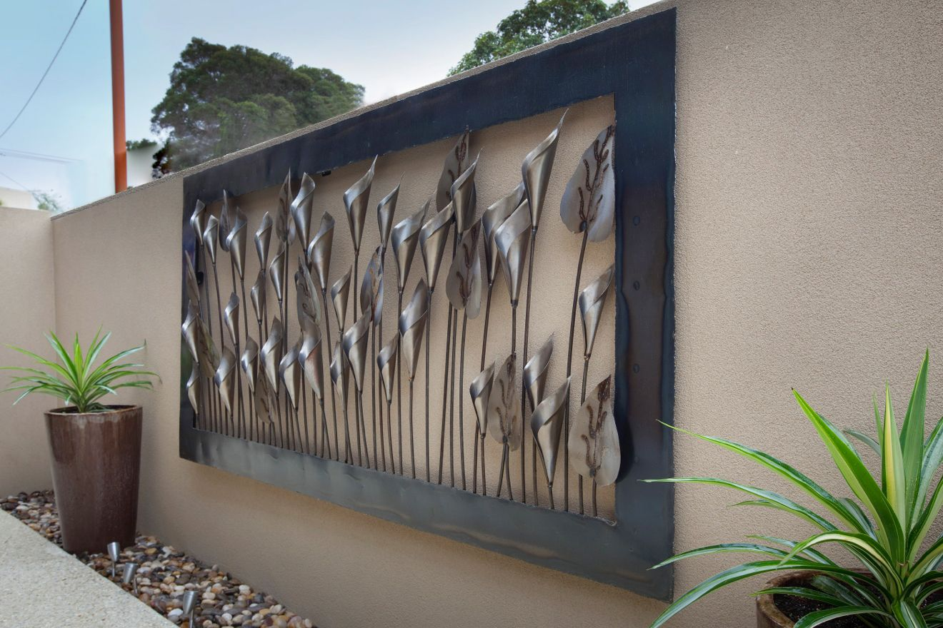 Pin by shari fransone on side yard pinterest outdoor wall art