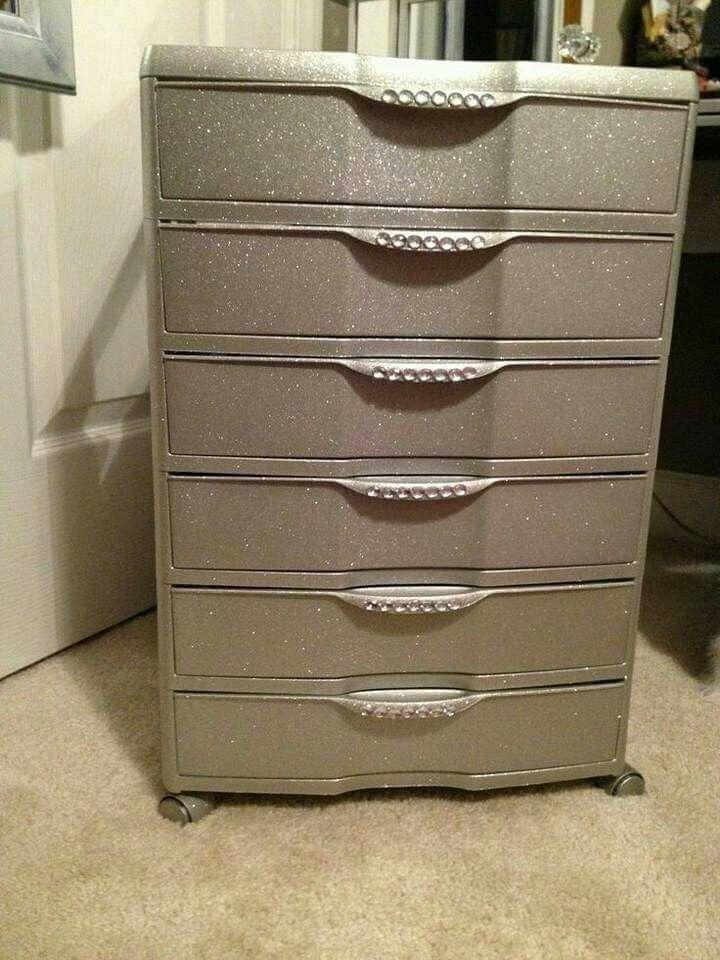 mesh depot iris large cart storage drawer drawers rolling in plastic office