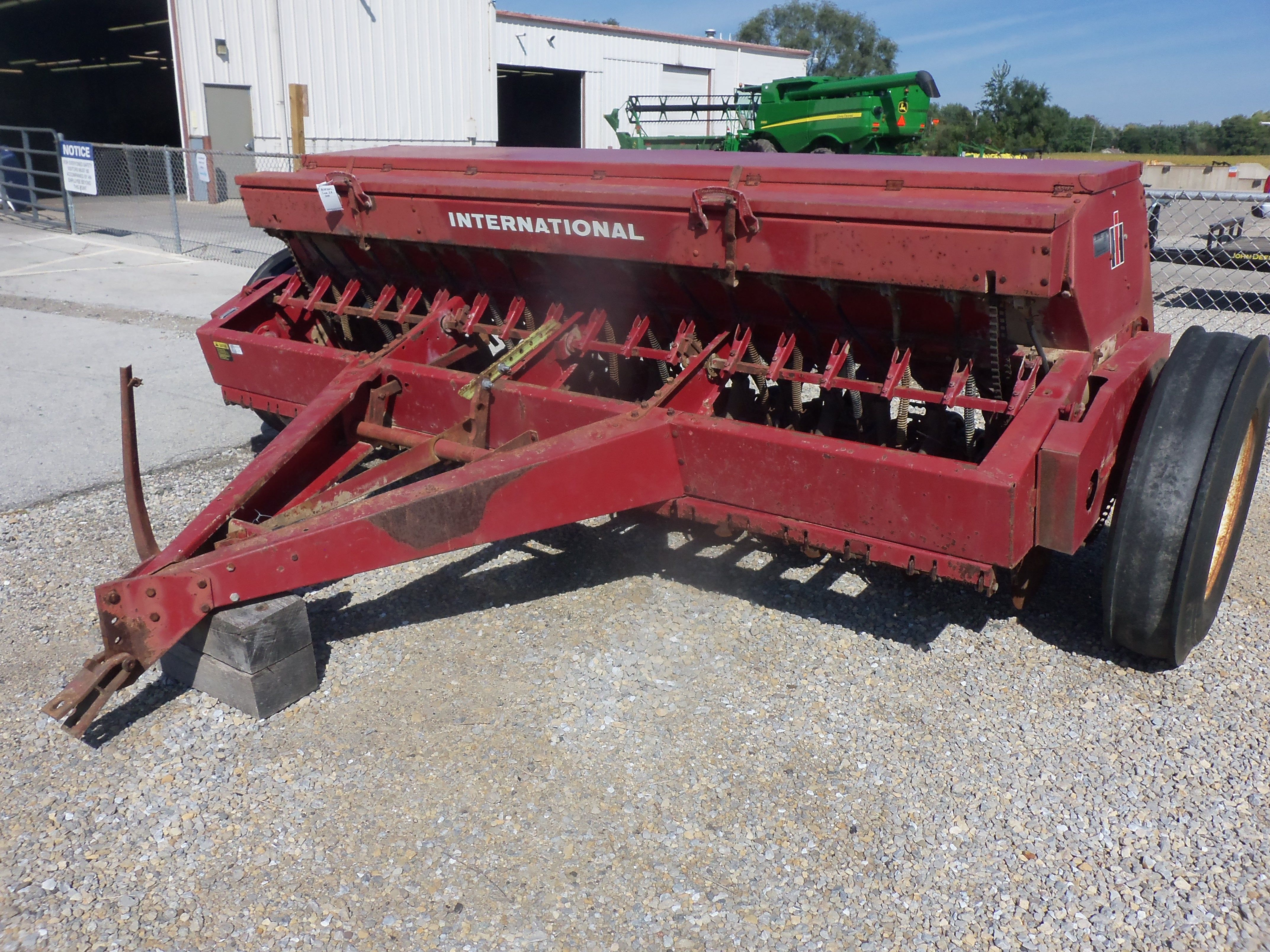 International Harvester 5100 Soybean Special Grain Drill In
