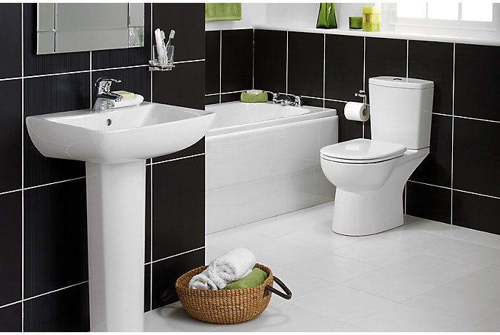 Whatever Your Homeu0027s Style, Youu0027ll Find The Perfect Bathroom Suite To Suit  At Bu0026Q.