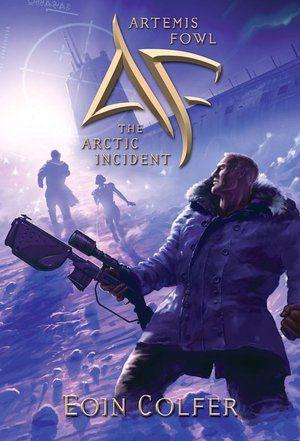 Artemis Fowl 2 Book