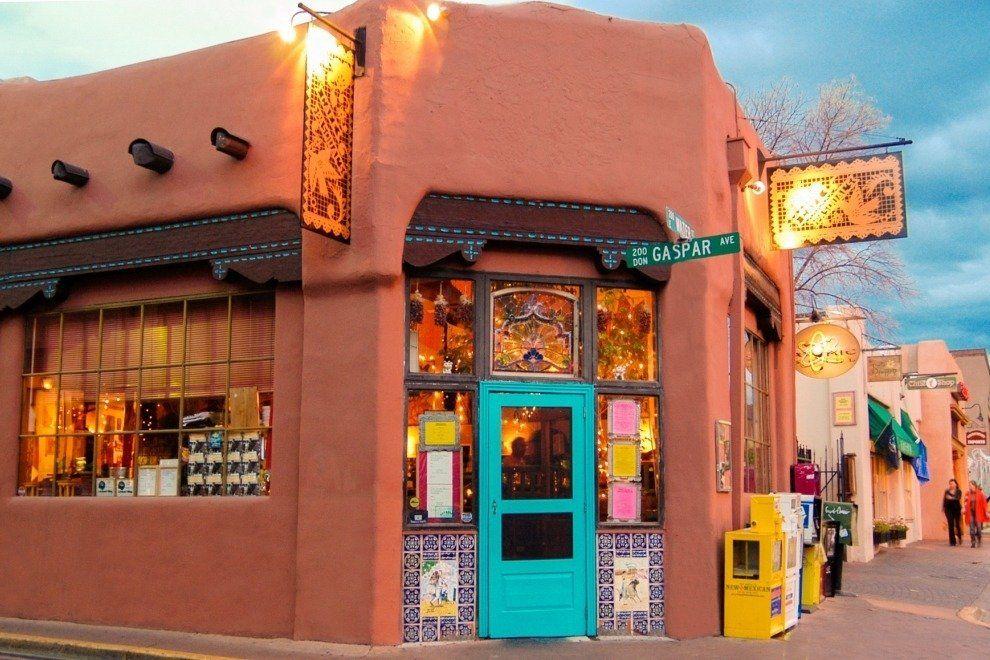 Café Pasquals Fresh Local Organic Food In Santa Fe Restaurants
