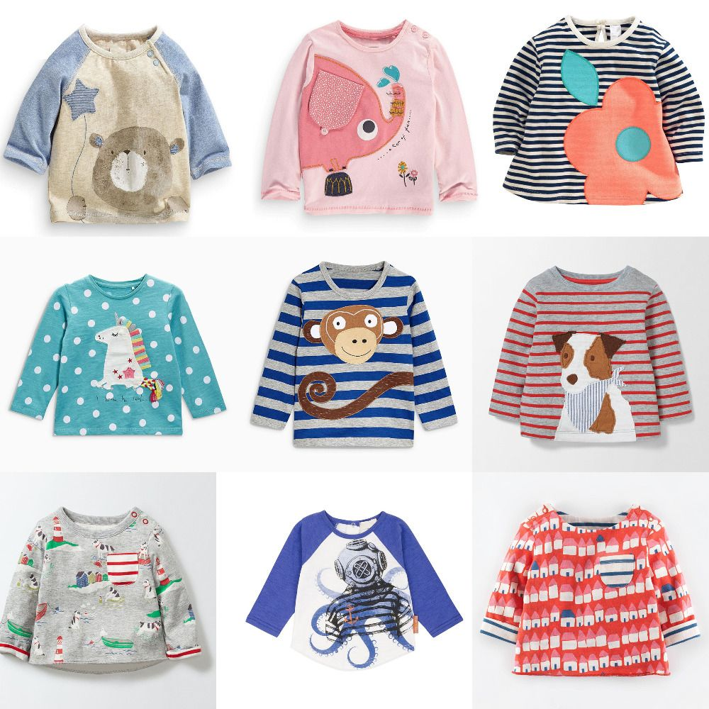 b64050b9c0ee Seartist Baby Girls Summer Hello Kitty Tshirt Girl Cute Cotton T ...