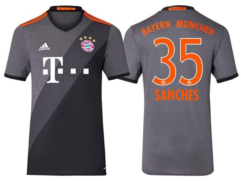 Maillot Domicile FC Bayern München Renato Sanches
