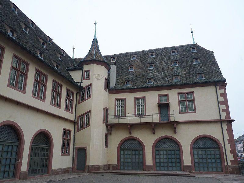 Musée historique - cvour intérieure
