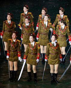 North korean sexy
