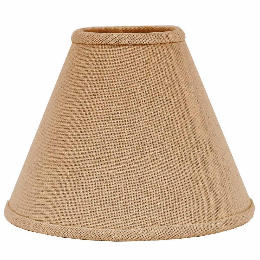 14 inch Lamp Shade Tan Solid Home Collection by Raghu