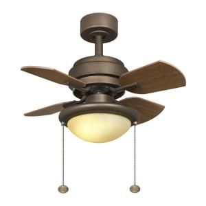 This is my little kitchen fan love him hampton bay metarie 24 in hampton bay metarie 24 in indoor oil rubbed bronze ceiling fan with light kit al508 orb the home depot aloadofball Image collections