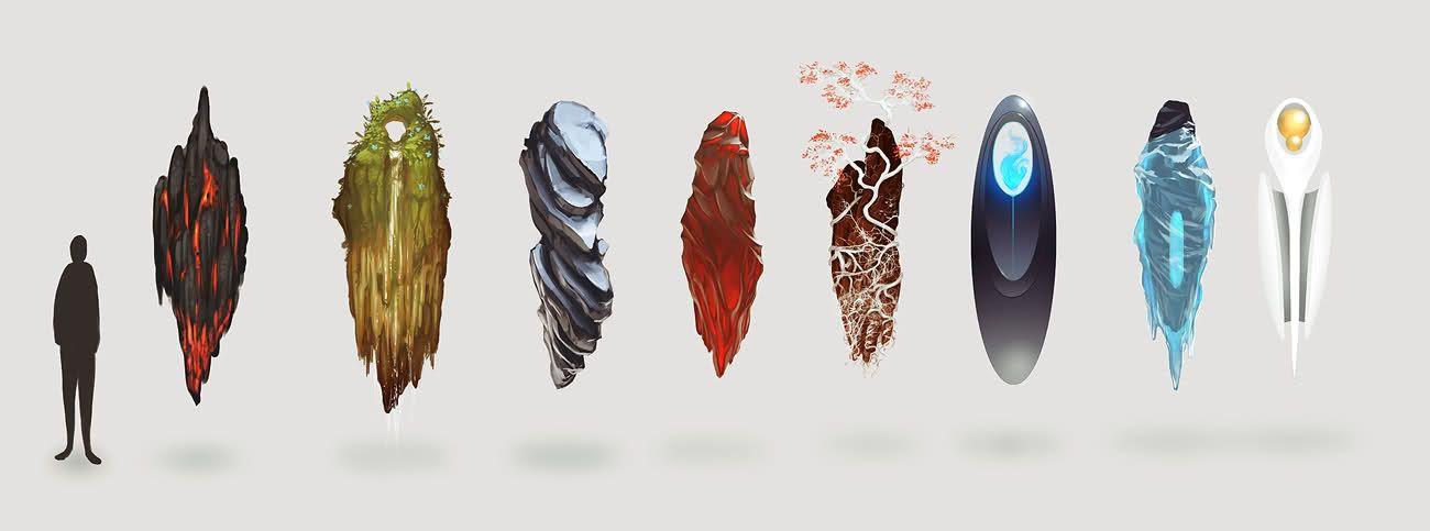 Stones by arcipello.deviantart.com on @deviantART