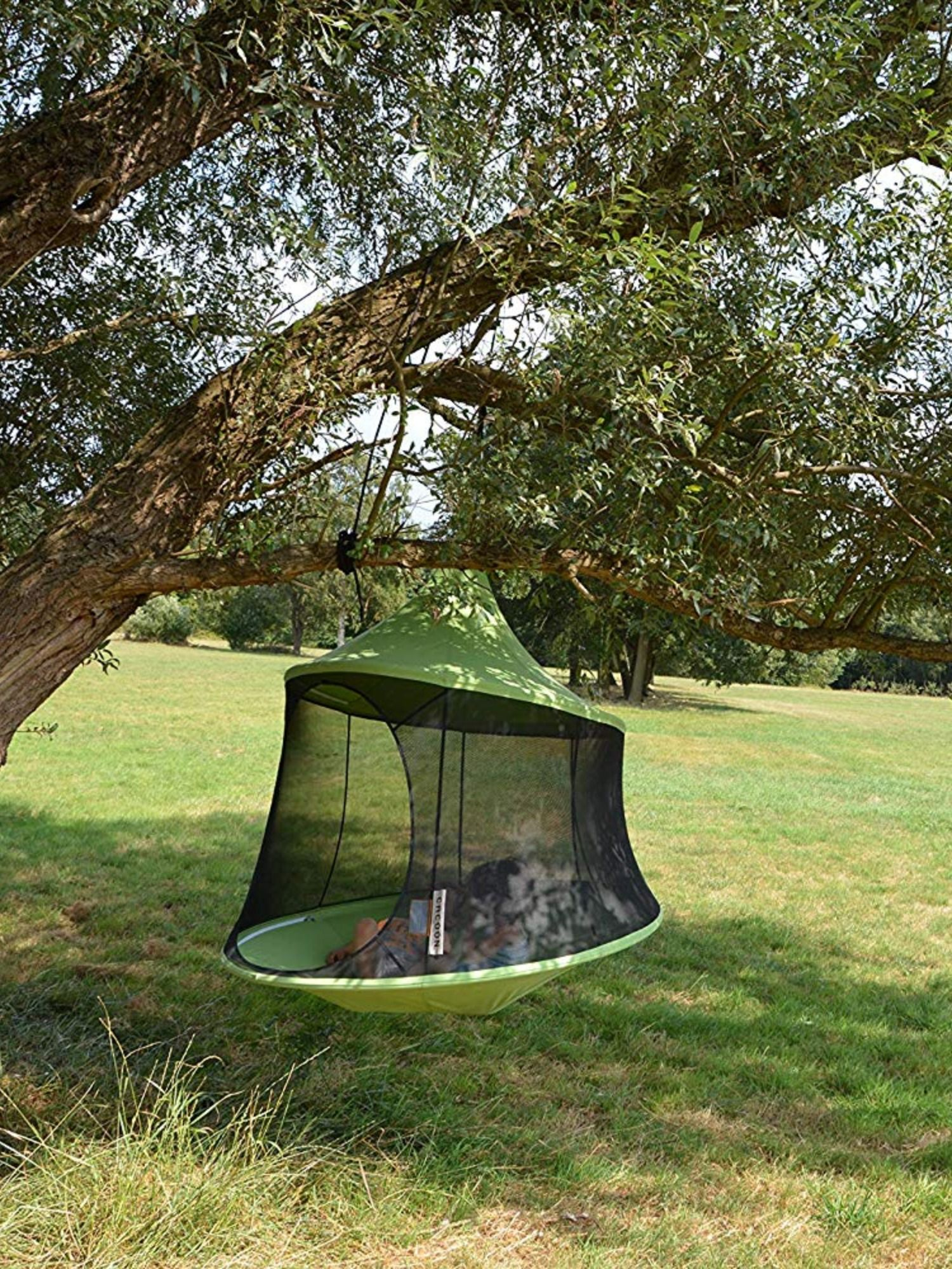 Vivere Cacoon Reto Leaf Green With Images Cacoon Hammock Swing Chair Hammock Swing