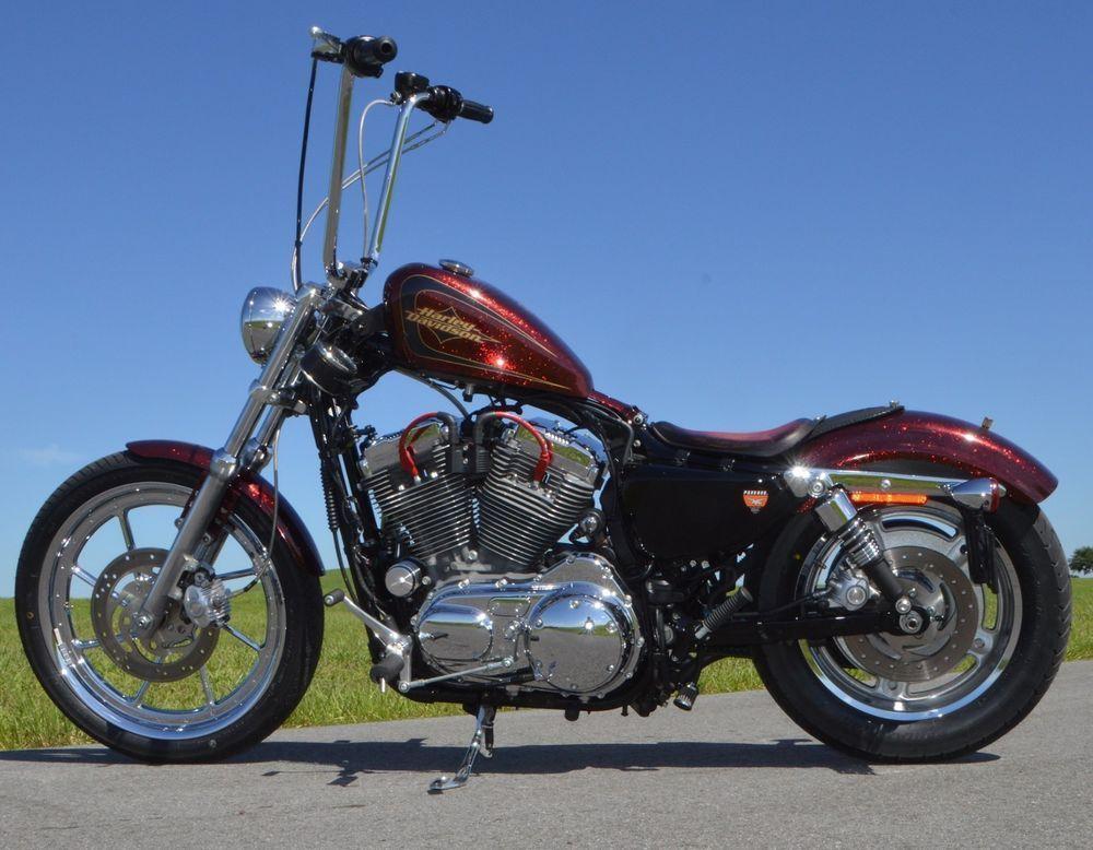 eBay 2012 Harley Davidson XL 1200 SPORTSTER SEVENTY TWO ...