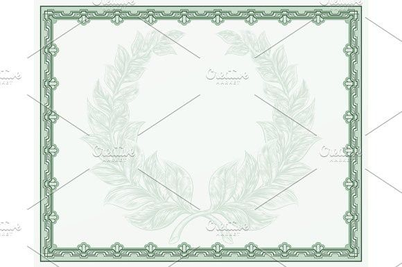 Certificate Scroll Background Template | Pinterest | Background ...