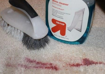 how to get rid of nail polish stuck