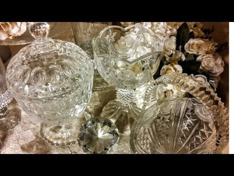 DIY - FROSTY BLING CANDLE HOLDER - HOLIDAY CRAFT - DOLLAR TREE ...
