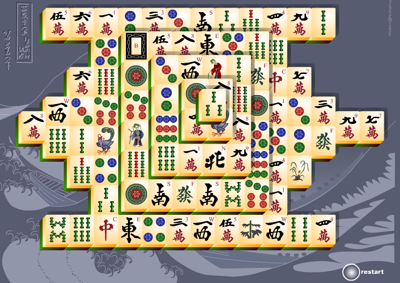 Mahjong Titans Ws