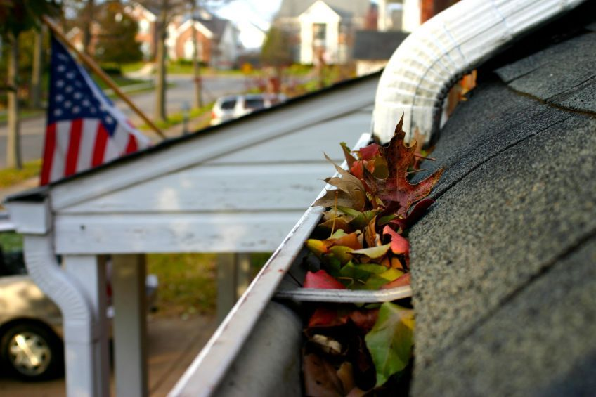 7 Easy Ways To Make Gutter Cleaning Faster | Cleaning ...