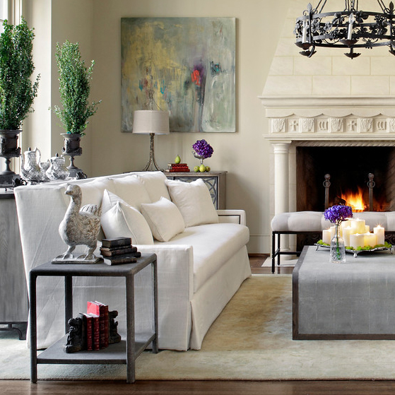 Gabby Furniture Helena Sofa | Sofa layout, Stylish living ...