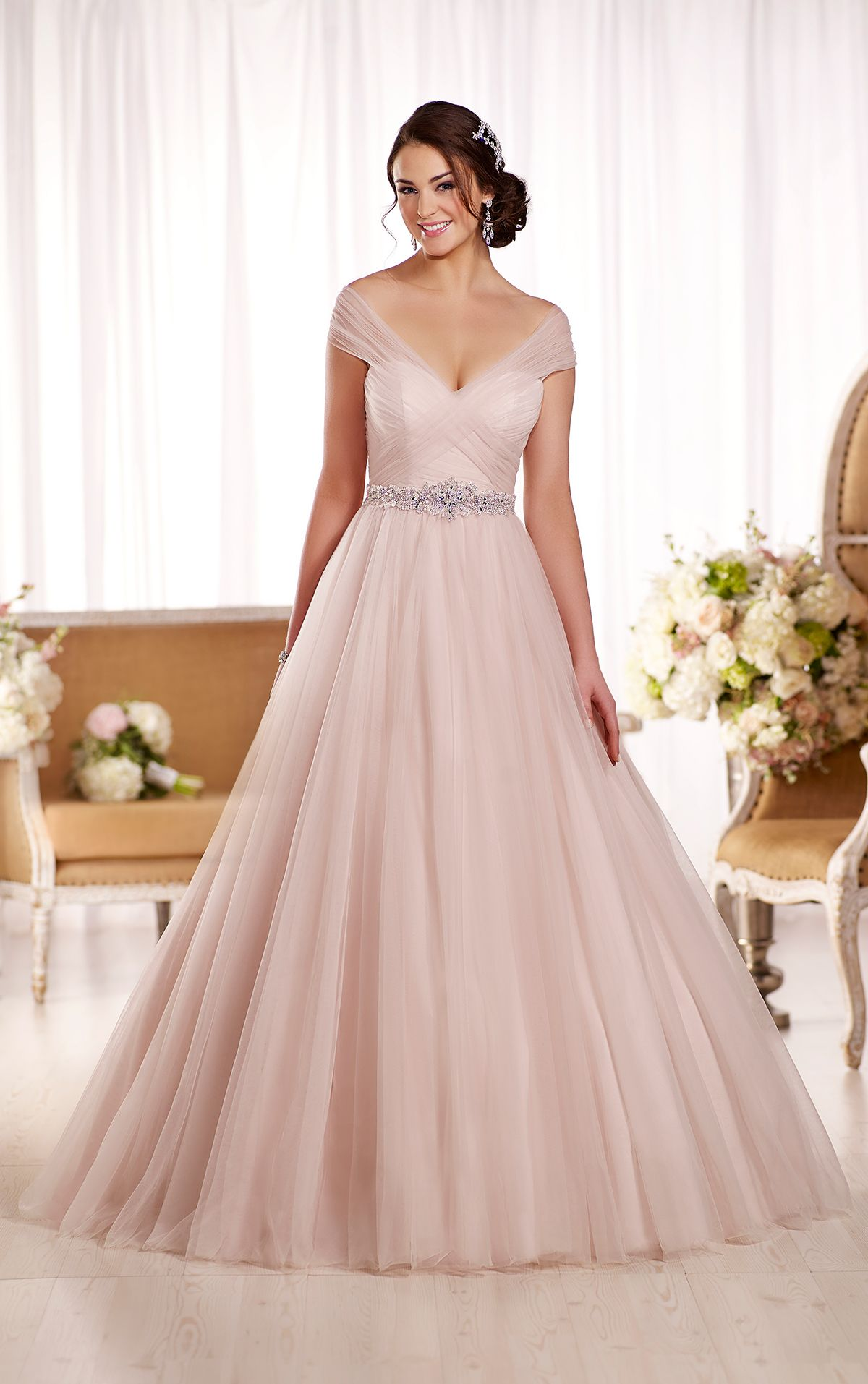 Slimming Wedding Dress by | Australia, Wedding dressses and Wedding ...