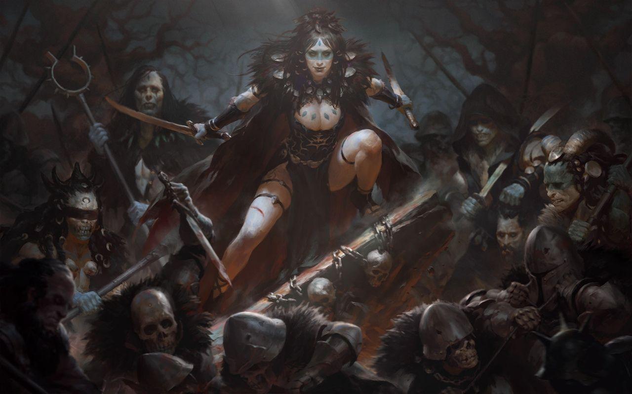 всего картинки древние воины против зомби райский