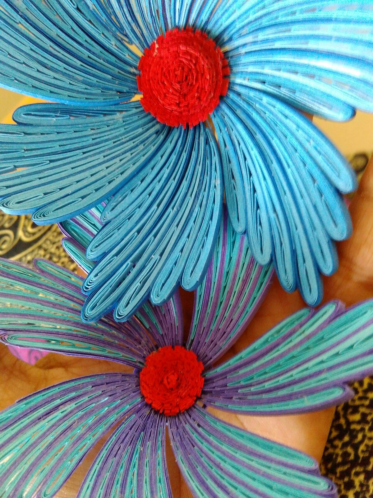 Quilled Flowers Quilling Pinterest Quilling Flower And