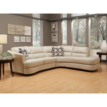 Costco nouveau leather sectional great house outdoor - Costco leather living room furniture ...