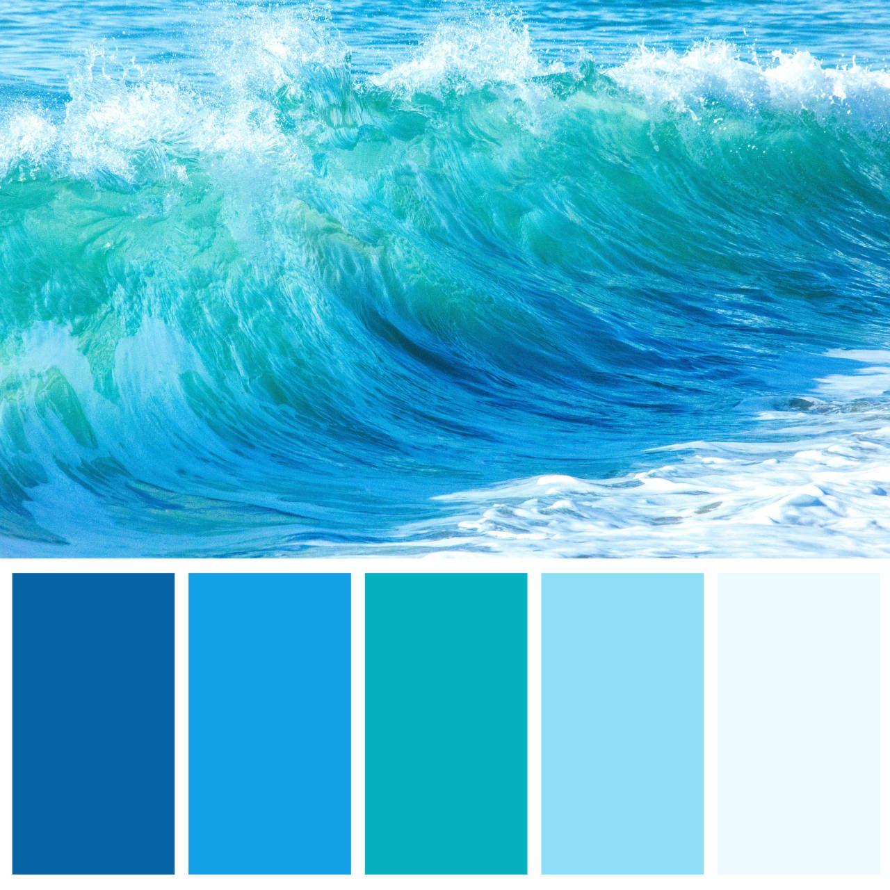 Colours Beach Color Palettes Decor Color Schemes Blue Colour