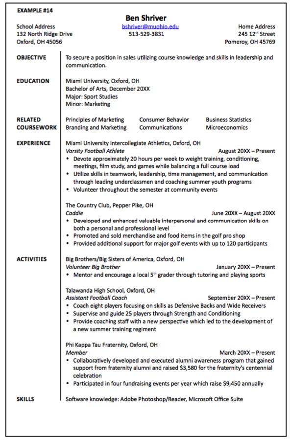 sample caddie resume http exampleresumecv org sample caddie