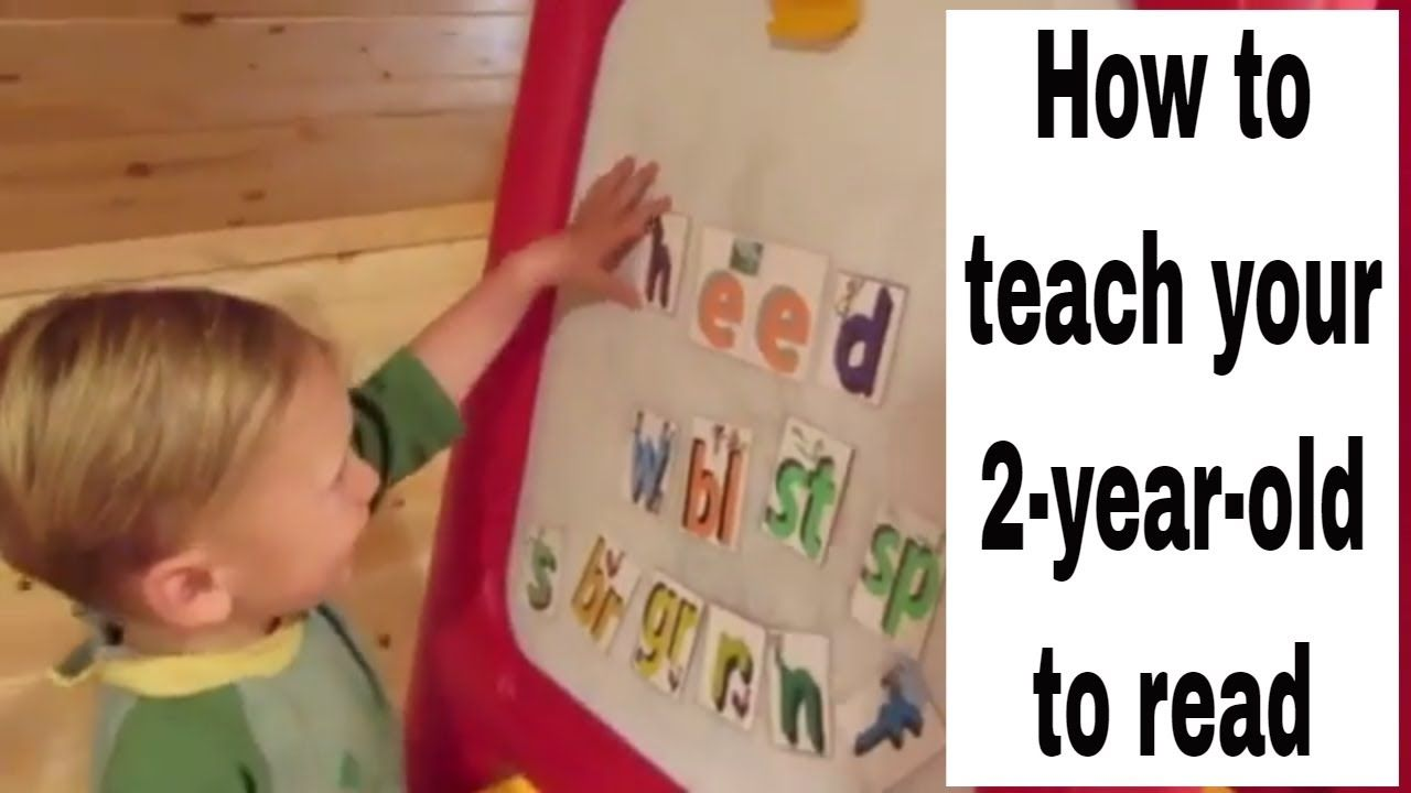 How To Teach Your 2 Year Old To Read Teaching Textbooks Teaching Phonics Teaching How to teach child to read and spell
