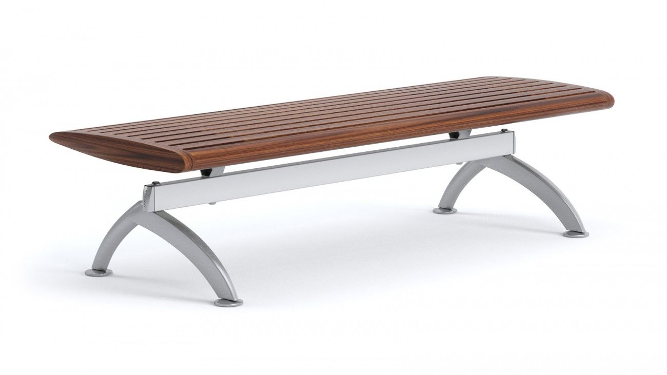 Arconas Bernu 3 Seat Bench Indoor Bench Seating Storage Bench Seating Modern Wood Bench