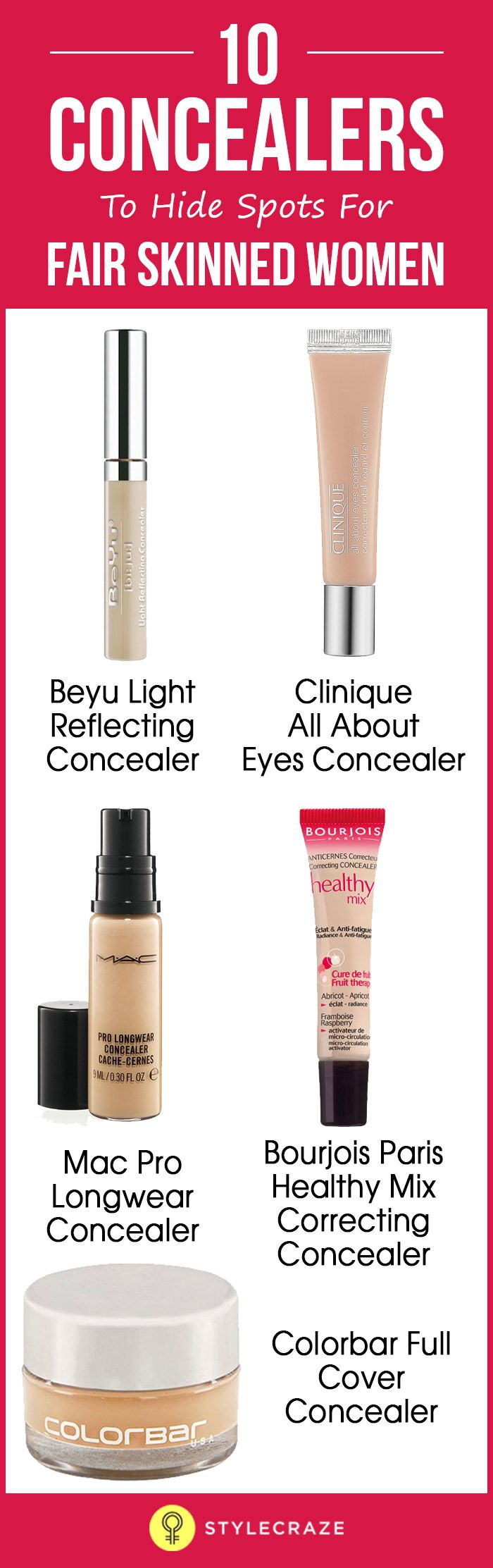 15 Best Concealers For Women In India