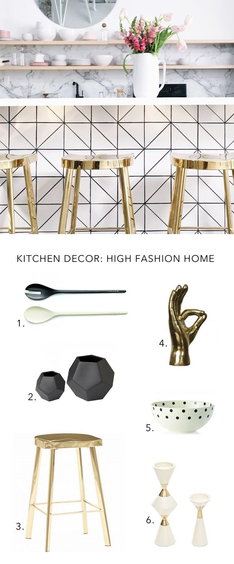 modern kitchen decor with high fashion home creative kitchen decor rh pinterest com